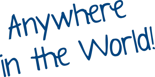 Anywhere in the World