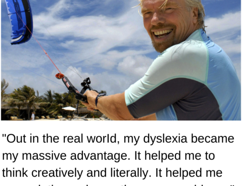 From Special Needs to Private Planes: How Richard Branson Beat the Odds