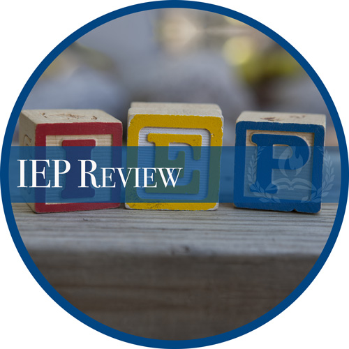 IEP Review