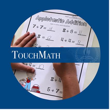Touch Math Tutor